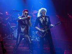 Review: Queen, Adam Lambert honor Freddie Mercury at rousing N.Y. show: #queen #adamlambert #freddiemercury
