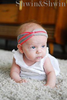 Shwin&Shwin: Super Easy Peasy Baby Headband