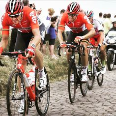 Adam Hansen is one of the nicest guys in pro cycling - also one of the toughest TDF 2015