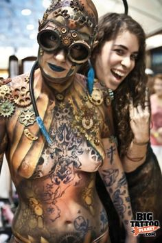 Image result for steampunk convention photos