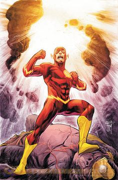 The Flash vs Grodd O Flash, Flash Art, Flash Comics, Marvel Dc Comics, Flash Barry Allen, Reverse Flash, Wally West, New 52, Dc Comics Characters