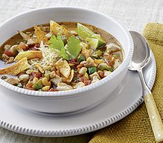 MyPanera Recipe: A Southwest Chicken Soup