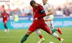 Confederaciones: Portugal deja escapar dos puntos frente a México en la última jugada