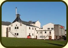 Craigellachie whisky distillery, Scotland