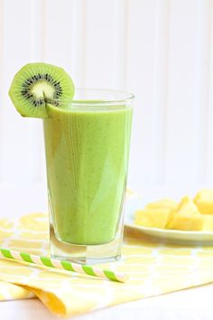 Green smoothies have a way of making people run the other way.  For some, the color is a turnoff. For others, the mere idea of putting spinach or kale into …