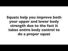 Benefits of Squats and Testosterone - SRC 60 second health tips https://www.youtube.com/watch?v=5zKzxDnrus8 #benefitsofsquat
