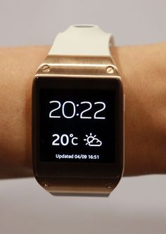 Samsung Galaxy Gear Smartwatch Release Date - Home shopping for Smart Watches best cheap deals from a wide selection of high-quality Smart Watches at: topsmartwatchesonline.com