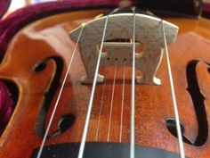 8 String Viola D'Amore recently converted for a customer