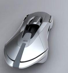 Audi concept design by Andrea Mocellin
