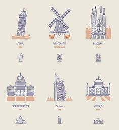 architecture-monuments-illustrations-minimaliste-themakers-9