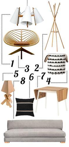 #1, our Hood Chandelier featured in Cori Magee's blog PrettyHauteMess #lightingdesign
