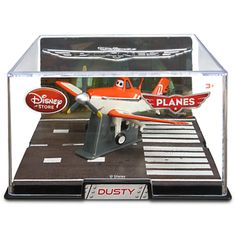 Dusty Die Cast Plane - Planes | Play Sets & More | Disney Store