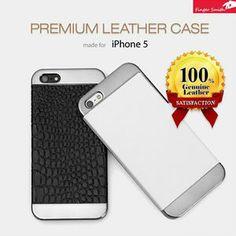 Finger Smith  Retro Capsule Premium Leather Case for iPhone 5/5S