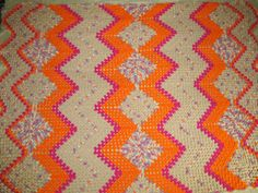 Simply Crochet and Other Crafts: Granny and Granny Ripples Afghan