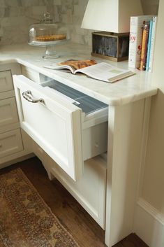 refrigerated drawer kitchen ideas