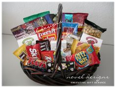 Welcome to Las Vegas Hotel Amenity Gift Basket.  #LasVegas #Hotel #Delivery