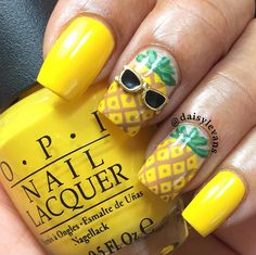 Pineapple NOTW inspiration!