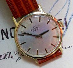 Catawiki, pagina di aste on line  ZENITH 28800 - orologio da polso per uomo - anni '70