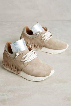 Esse Ut Esse Fringe Sneakers