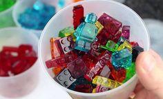 Näin teet syötäviä Legoja