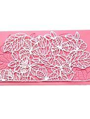 rose laisse accessoires dentelle moule moule à cake en silicone outils de cuisson de cuisine décorations pour gâteaux outil fondant au gâteau