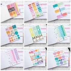 New Stickers!  Use my code to get $10 Off your first purchase! https://www.erincondren.com/referral/invite/kayleneklingert0525