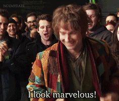 Martin's favorite memento from the film.
