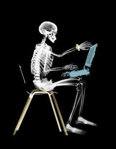 X-treme art! X-rays turned into amazing art project - NY Daily News