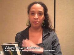 Alaya Dawn Johnson (writer) born in Washington D.C., USA on March 31, 1982