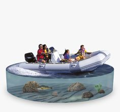 Inflatable Boats.