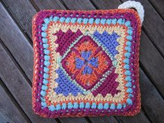 Granny Potholder by JBProfusion, via Flickr