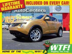 2014 Nissan Juke AWD SL For Sale   Wood River IL   Alton, O'Fallon and Edwardsville Area   JN8AF5MVXET357055