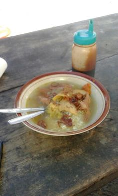 Soto daging @ngagel