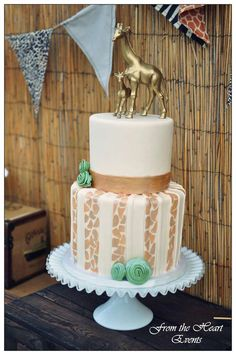 Safari Baby Shower Party Ideas | Photo 10 of 22 | Catch My Party