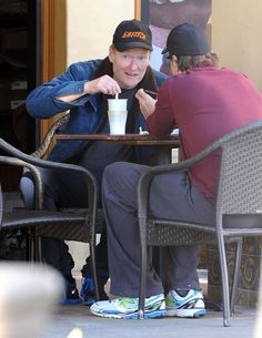 Conan O'Brien Photos - Conan O'Brien Catches Up With Kevin Nealon - Zimbio