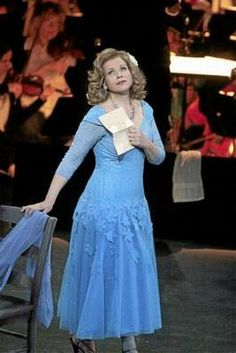 Renee Fleming creates a Blanche DuBois to remember in L.A. Opera's 'A Streetcar Named Desire'