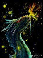Fireflies by TurtlesFantasyArts