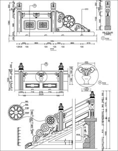 All Chinese Decoration Elements(Best Recommanded! Interior Design Tips, Interior Decorating, Chinese Buildings, Paving Design, Famous Architecture, Stair Detail, Background Drawing, Cad Blocks, Cad Drawing