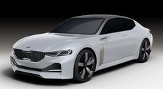 Kia Novo Concept - Kia has showcased many mirrorless concept cars in the past and with the development of new road regulations and CMS technologies it seems that the realization of such conceptual designs is now closer than ever to becoming a reality.