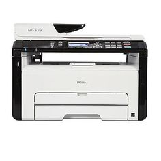 Ricoh SP 213SNw 3-In-1 Monochrome Multifunction Wireless Laser Printer for $52 http://sylsdeals.com/ricoh-sp-213snw-3-1-monochrome-multifunction-wireless-laser-printer-52/
