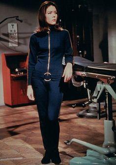 """The Avengers"" Diana Rigg 1968 ABC"