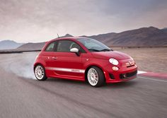 Three more 2014 Abarth Track Experience events scheduled this year…