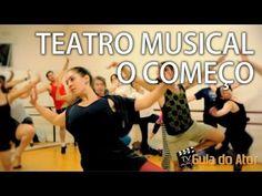TEATRO MUSICAL: O COMEÇO - TV GUIA DO ATOR (Programa 51) - YouTube