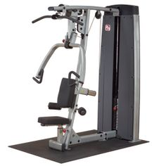 Body-Solid Pro Dual Vertical Press and Lat Machine