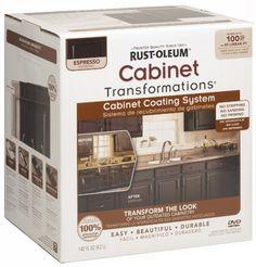 Rust-Oleum 263231 Cabinet Transformations, Small Kit, Espresso