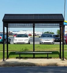 Brasco International is a bus shelter manufacturer, transit shelter manufacturer, bus stop shelter, passenger shelter, waiting shelter, passenger waiting shelter, solar powered shelter, aluminum bus stop shelter, prefabricated shelters, advertising shelters, modern bus shelters, contemporary bus shelters, brt shelters, based out of Detroit, MI and fabricates custom shelters with made in USA materials. All product meet Buy American requirements.
