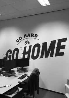 Office wall decoration
