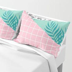Beverly Hills #society6 #decor #buyart Pillow Sham