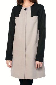 BB Dakota Hana Coat in Medium Gobi