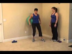 2nd Tri Workout 2: Welcome to your safe 30 minute prenatal workout for your second trimester (week 14-26).  Exercising throughout your pregnancy prevents and treats pregnancy-induced diabetes as well as improves your fitness level.  Make sure you have plenty of water and also get your doctors approval before beginning.  Email me with any questions: Colleen@NewMom...